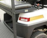 Тележка гольфа автомобиля электрического гольфа дефектная с задним сиденьем кувырка