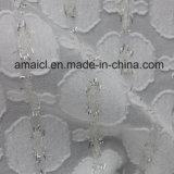 Matelic clippé Spot Vichy tissu de polyester