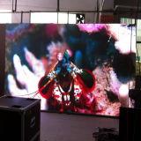 Schermo di visualizzazione locativo di fusione sotto pressione economizzatore d'energia pieno dell'interno del LED di colore P7.62