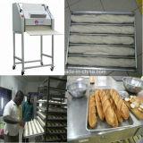 Le matériel de boulangerie a employé le mouleur français de baguette pour le pain
