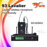 PAのサウンド・システムのSubminiature Lavalierのマイクロフォン