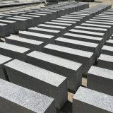 Paracarro del granito dei bordi della strada della pietra della barriera del veicolo del granito