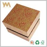Cadre de empaquetage estampé de cadeau de papier de parfum