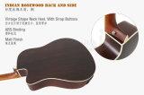 Гитара 41 дюйма твердая верхняя электрическая акустическая (SG02SRCE)