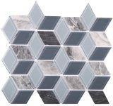 建築材料のガラスモザイク壁のタイル