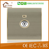 interruptor ligero del control eléctrico del sonido de 10A 250V