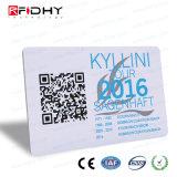 Carte sèche de l'IDENTIFICATION RF MIFARE DESFire EV2 4K de garantie