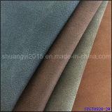 靴のブートのためのPU Yangbuckの革