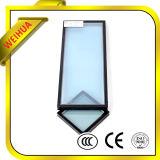 glace isolée Inférieure-e de 6+12A+6mm