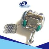 MIM il metallo di ortognatodonzia inquadra le parentesi dentali con l'alta qualità