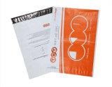 O saco expresso do correio adesivo impermeável plástico do selo gosta de TNT e de Federal Express