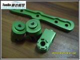Da precisão de alumínio da maquinaria do OEM peça de giro, peça do alumínio da alta qualidade