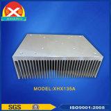 Алюминиевое ребро радиатора теплоотвода для фильтра активно силы