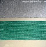 Tessuto chiamato 100% dell'Ripple Barcode del tessuto di maglia del poliestere