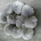 Ballen van Pompom van het Konijn van Faux de Bijkomende Decoratieve voor de Meisjes van het Plafond