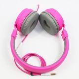 新しい方法卸売のヘッドホーン、よい低音の高品質のヘッドセットが付いているカスタムヘッドホーン