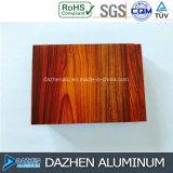Kundenspezifisches Aluminiumprofil für Möbel-Schrank mit verschiedenen Farben