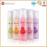 Washami Shining Moisture Hot Deodorant Smart Spray corporal com fragrância