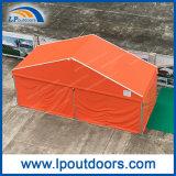 tenda di riparo di alluminio della festa nuziale del blocco per grafici del coperchio del tetto di colori di 8m per affitto