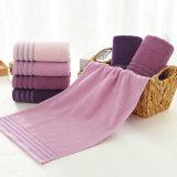 100%年の綿の浴室/浜/表面タオル