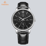 Luxury swiss Chronograph Mens Watch a la venta de acero inoxidable reloj de pulsera para hombres 72848