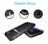 Het klassieke Stof van de PUNT/het Waterdichte Geval van de Telefoon voor Samsung S8/S8+