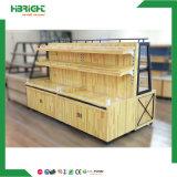 Шкафы хлебопекарни древесины и металла Supermaket с светом