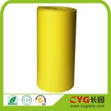 Materiale resistente invecchiante della gomma piuma dell'isolamento termico del condizionamento d'aria
