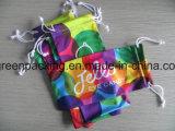 Moda Custom Design Digital Print Microfiber Óculos de sol Bolsa / Bolsa / Estojo