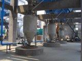 발전소 재 라이브러리 시스템과 압축 공기를 넣은 운반