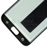Экран LCD мобильного телефона OEM для края галактики S7 Samsung