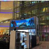 Горячий экран дисплея полного цвета надувательства P6mm крытый рекламируя