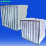 Filter van de Zak van Prefilter Sythetic Filber van En779 F7 de Populaire Industriële