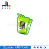 カスタマイズされたPVC最下のDijiao Keychain NFCカード