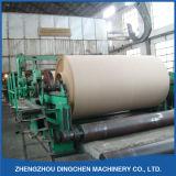 (DC-2400mm) Machine à fabriquer du papier carton ondulé avec des déchets de papier en tant que matériau