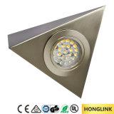 Для монтажа на поверхность шкафа 12V 2.4W светодиод для поверхностного монтажа мебели лампа