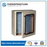 Водоустойчивые приложения установки стены коробки распределения металла с внутренней дверью