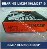 Rolamento de rolo quente Lm29749/Lm2970 do atarraxamento da polegada de Timken do Sell Set70