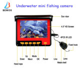 Подводная миниая камера осмотра рыболовства цифров