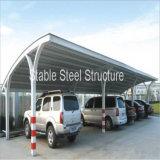 Abri de structure métallique de constructeur