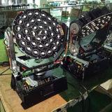 Pista móvil ligera de la viga 36PCS LED de DJ de la etapa 10W