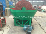 China Wet Pan Mill / Gold Rectifieuse / Equipement / Machine à usiner