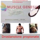 Oral de esteroides anabólicos en polvo Drostanolona propionato Masteron para culturismo