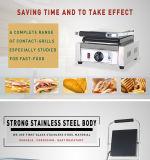 Non gril de Panini de presse de sandwich à fer de moulage de bâton/gril de contact