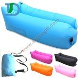 ナイロン膨脹可能な空気ソファー及び寝袋どこでもいつでも