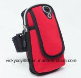 Fitness Sports de plein air respirable exécutant Sac de bras de téléphone cellulaire (CY3644)