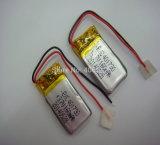 4X17X30mm 160mAh 3.7V Batterie rechargeable Li-Polymer avec PCM et fils