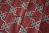 100%Polyester 격자 무늬 옷 Pigment&Disperse는 침구 세트를 위한 직물을 인쇄했다