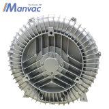Fábrica de alumínio do ventilador de vácuo da bomba do Vortex