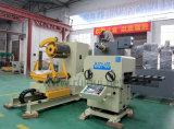 제조 공업 공급 장비 (MAC1-400)에 있는 Uncoiler 사용을%s 가진 직선기